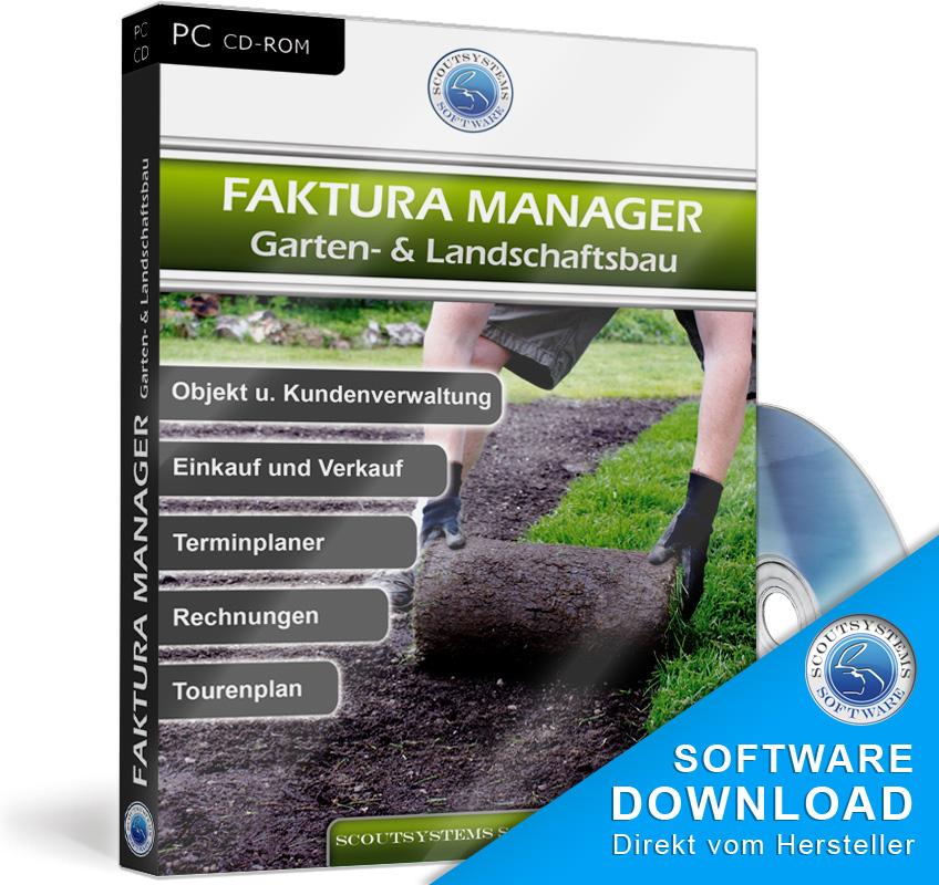 Details Zu Gartenbau Landschaftsbau Gartner Angebote Und Rechnungen Erstellen Software Edv
